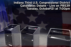 Indiana Third District Congressional Candidates Debate